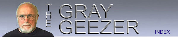 Blog of the Gray Geezer